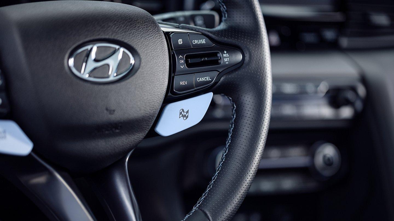 Hyundai Veloster N Technology