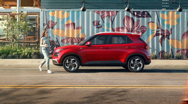 New 2021 Hyundai Venue for sale near Orlando, FL