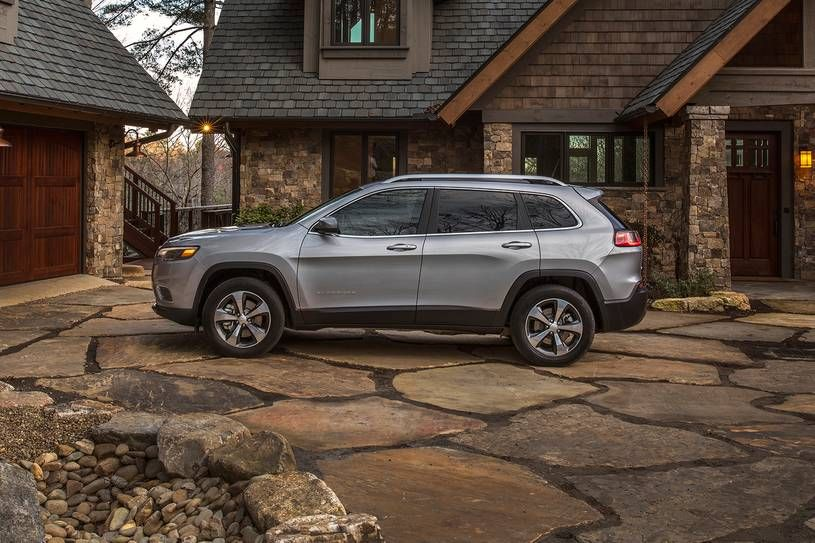 New 2021 Jeep Cherokee Performance