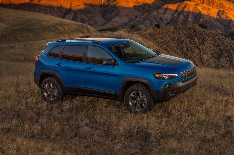 New 2021 Jeep Cherokee Exterior