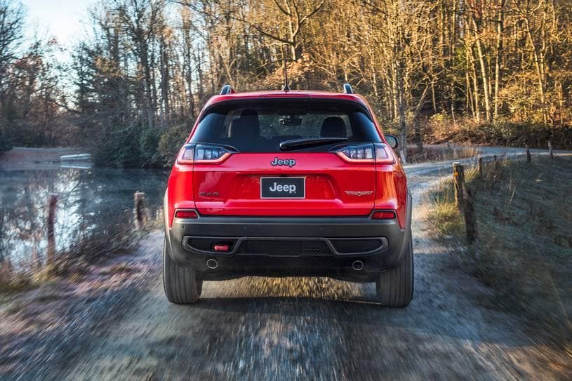 New 2021 Jeep Cherokee for sale near Cincinnati, OH