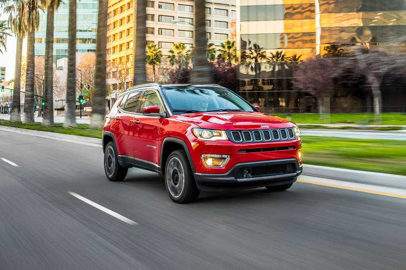 New 2021 Jeep Compass Performance