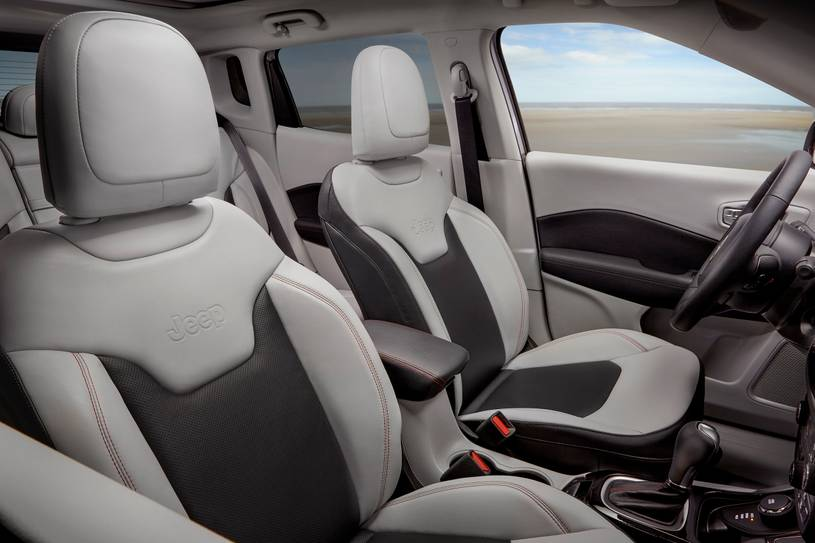 New 2021 Jeep Compass Interior
