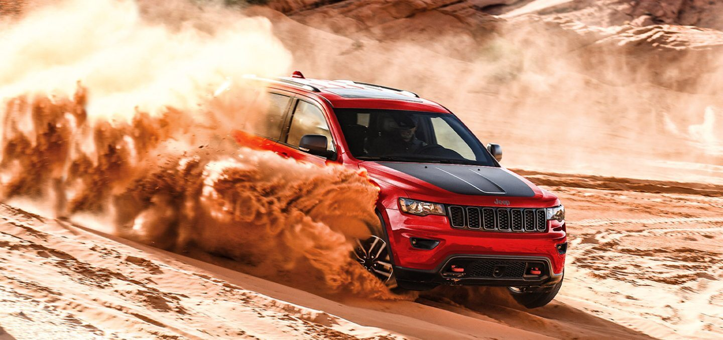 New 2021 Jeep Grand Cherokee Safety Features