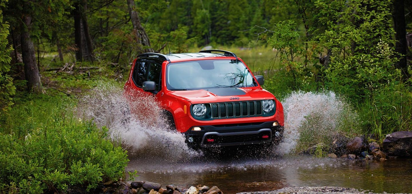 New 2021 Jeep Renegade Performance