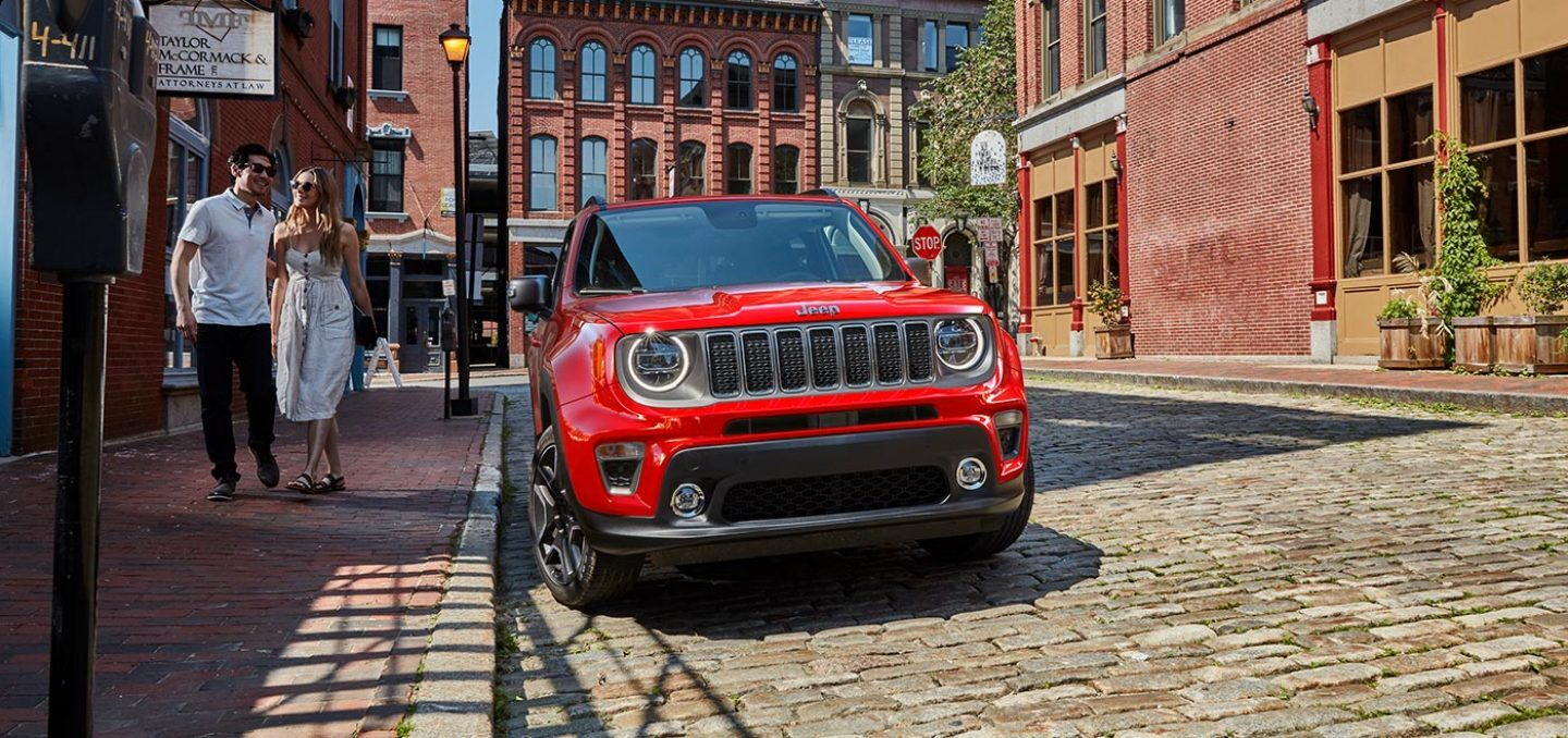 New 2021 Jeep Renegade Exterior