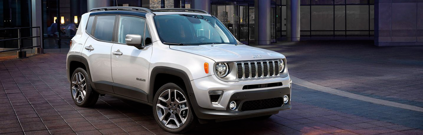 New 2021 Jeep Renegade for sale near Cincinnati, OH