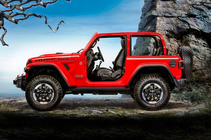 New 2021 Jeep Wrangler Performance