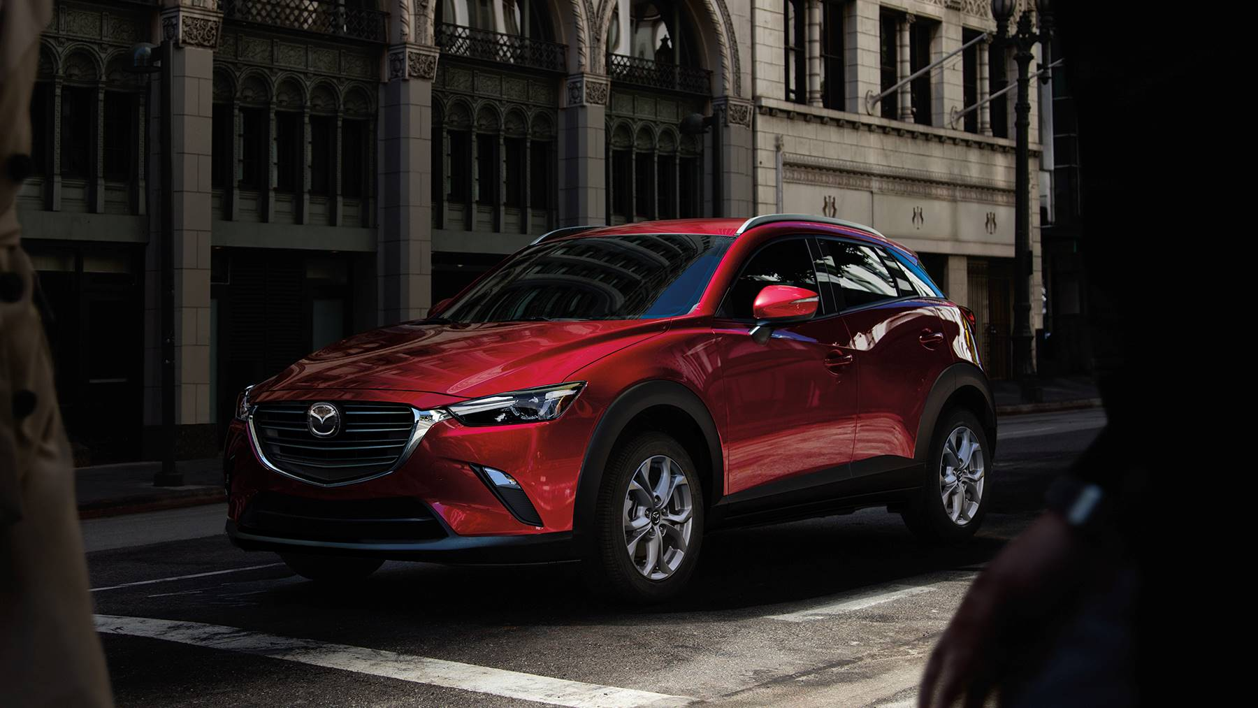 Mazda CX-3 Performance