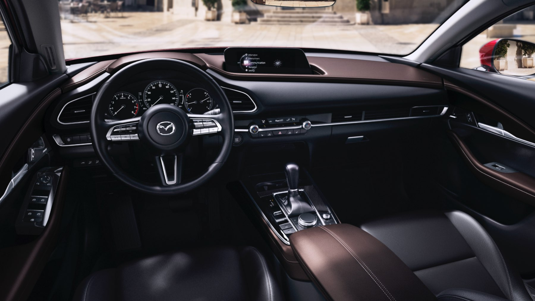 Mazda CX-30 Technology
