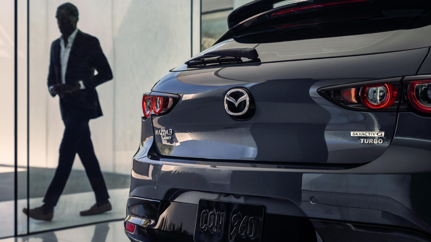 Mazda3 Safety