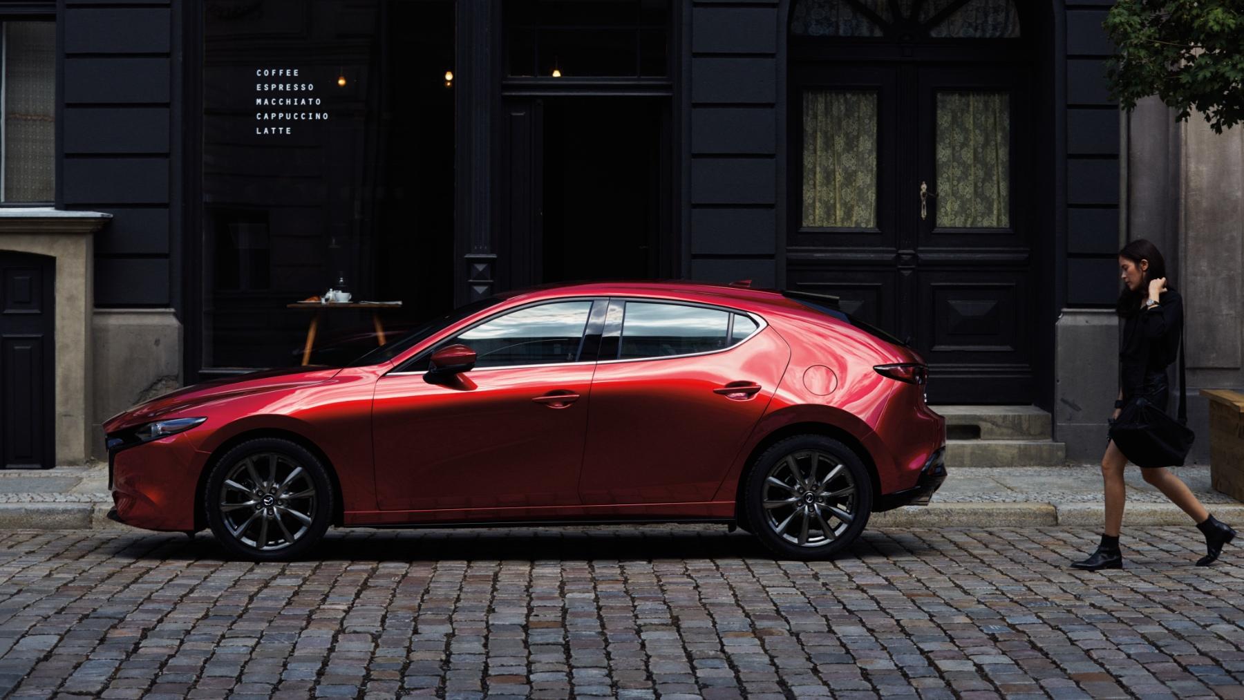 New 2021 Mazda3 for sale near Orlando, FL