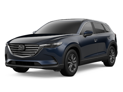 Mazda CX-9 at Headquarter Mazda