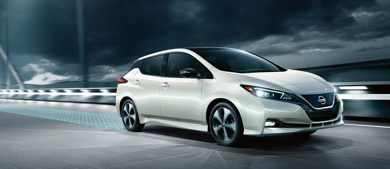 New 2021 Nissan LEAF Specs & Review