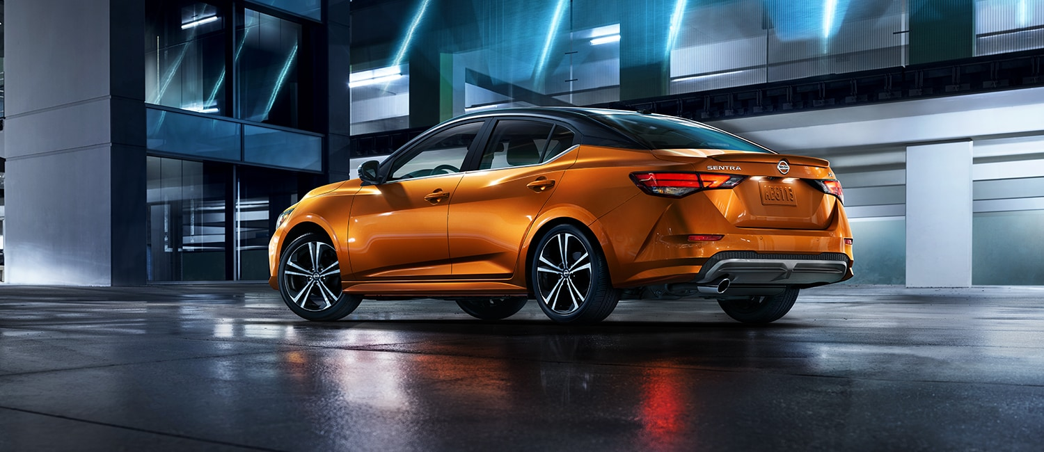 What is the MPG of the 2021 Nissan Sentra?
