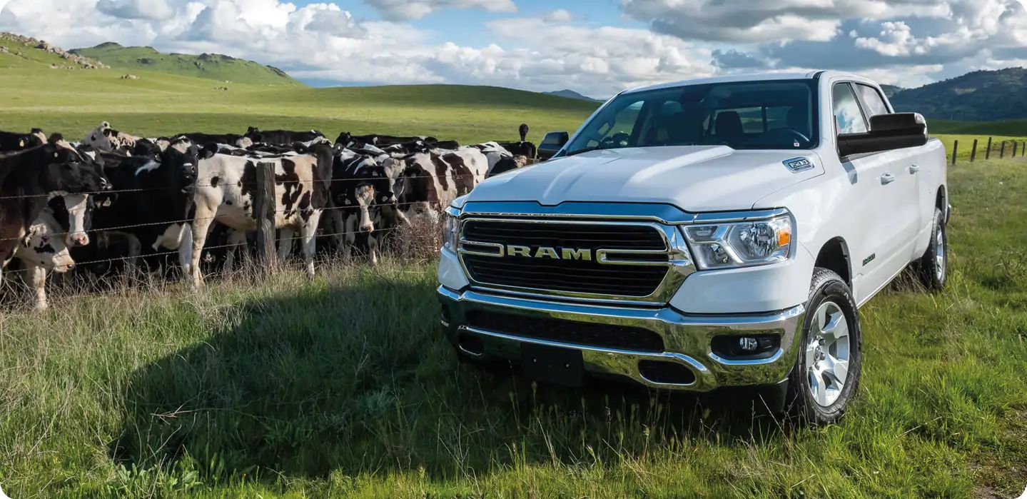 New 2021 Ram 1500 Performance