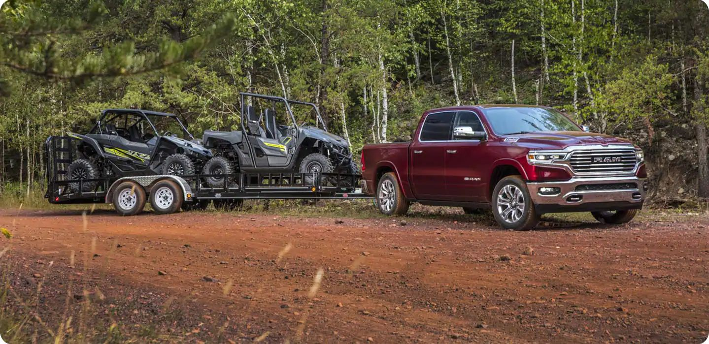 New 2021 Ram 1500 Towing/Payload/Cargo