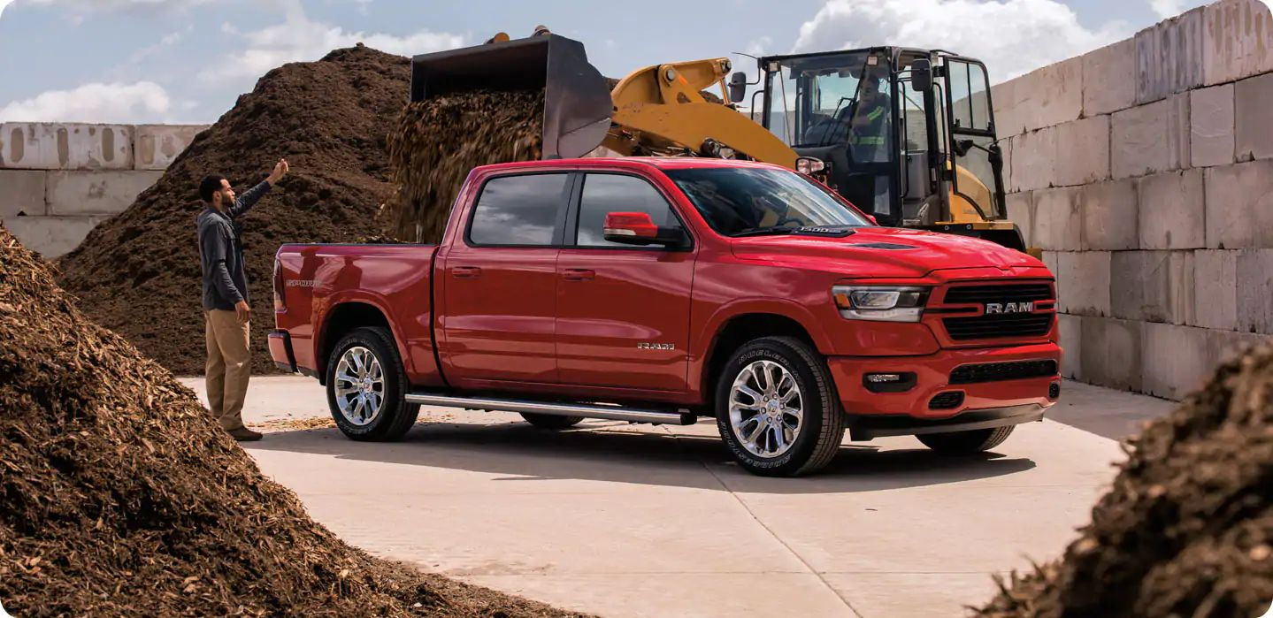 New 2021 Ram 1500 for sale near Cincinnati, OH