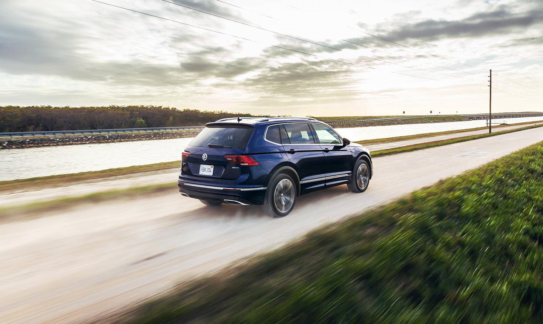 New 2020 Volkswagen Tiguan for sale near Springfield, IL ...