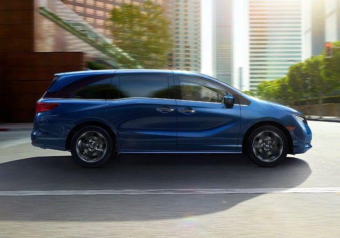2022 Honda Odyssey Performance