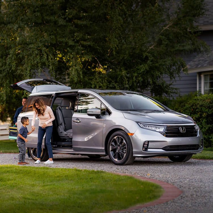 New 2022 Honda Odyssey for sale near Orlando, FL
