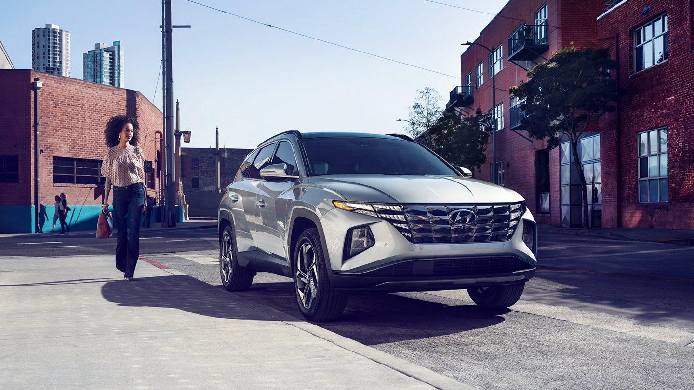 Hyundai Palisade Exterior