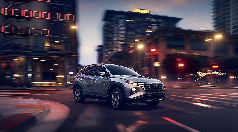 2022 Hyundai Tucson Specs & Review