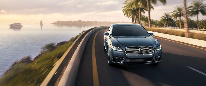 The 2019 Lincoln Continental available at Dick Edwards Auto Plaza near Salina, KS