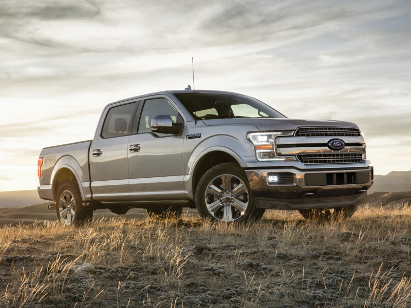 The 2020 Ford F-150 for sale at Jack Demmer Ford near Dearborn, MI