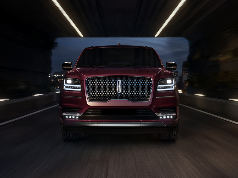 The 2020 Lincoln Navigator for sale at Jack Demmer Lincoln in Dearborn, MI