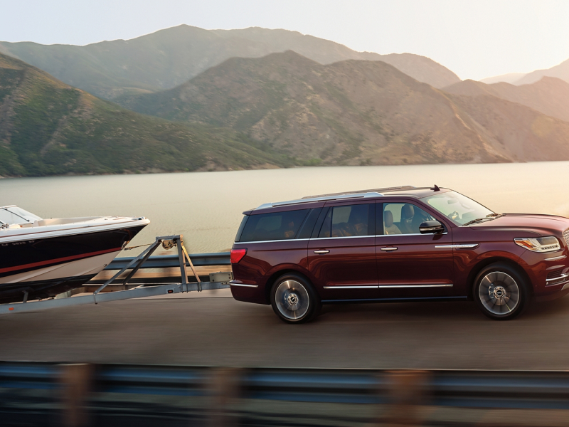 The high-performance 2020 Lincoln Navigator