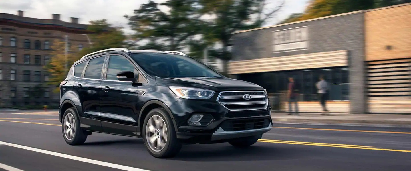 The 2019 Ford Escape available at Dick Edwards Auto Plaza near Manhattan, KS