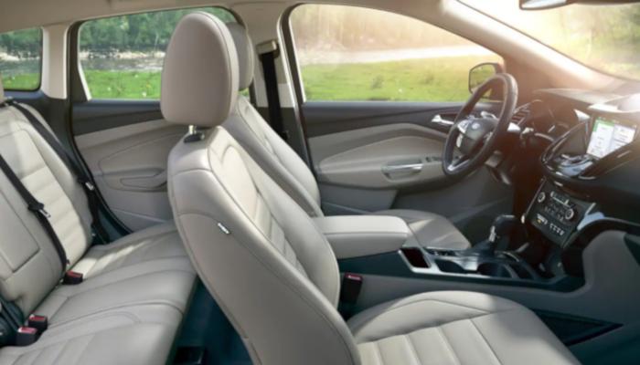 2019 Ford Escape interior near Manhattan, KS