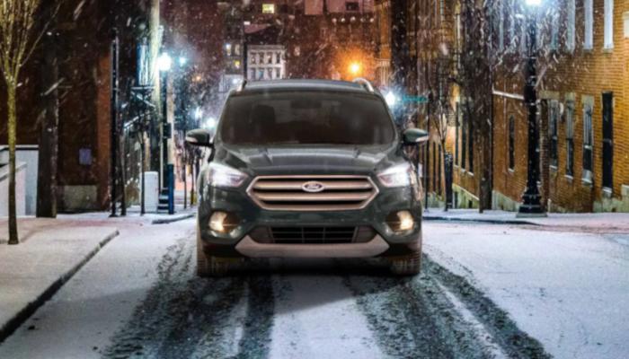 2019 Ford Escape safety near Manhattan, KS