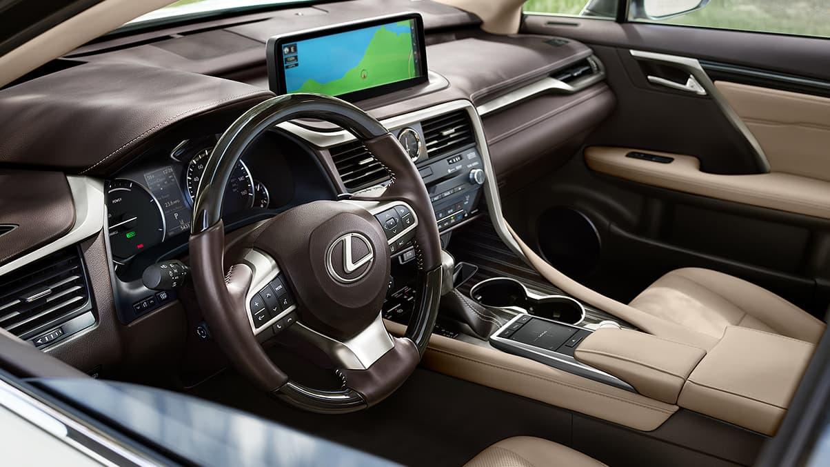 2019 Lexus RC-350 Interior