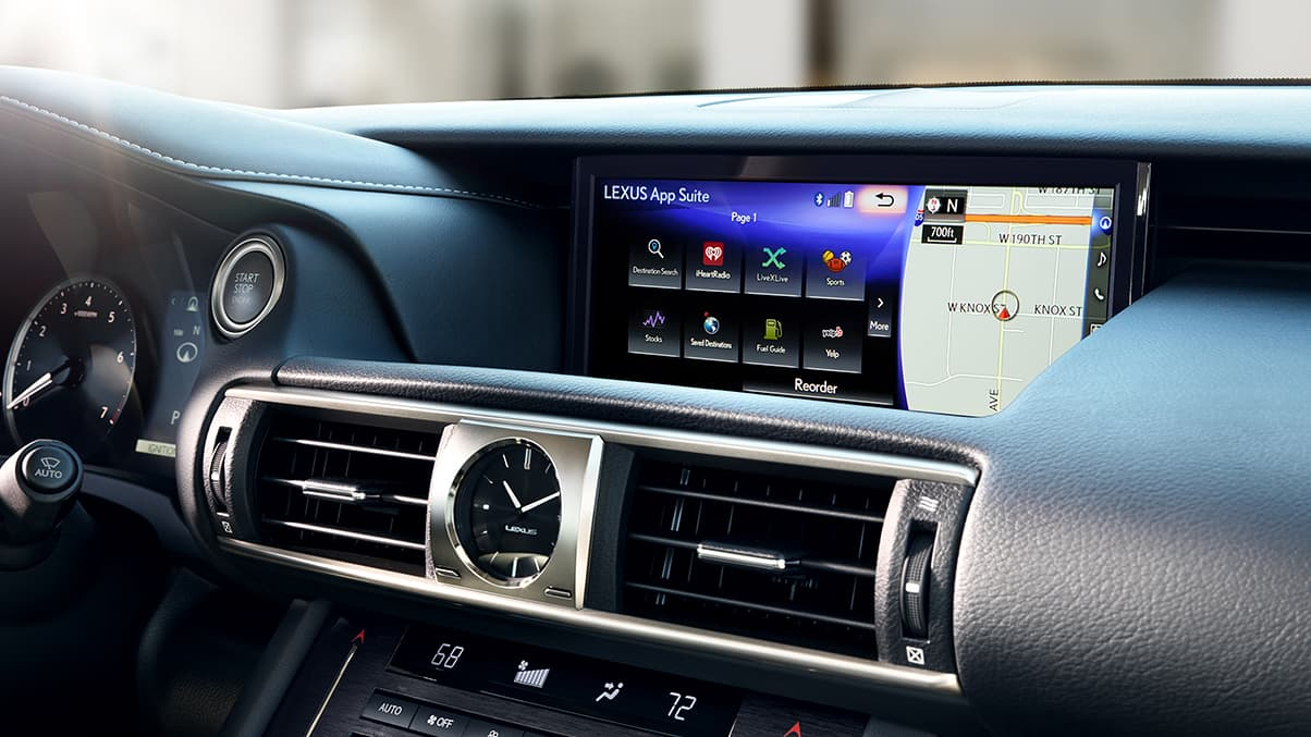 2019 Lexus GS-350 interior