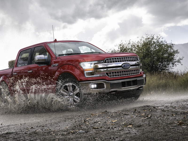 The 2020 Ford F-150 for sale at Gillis Auto Center in Olympia, WA