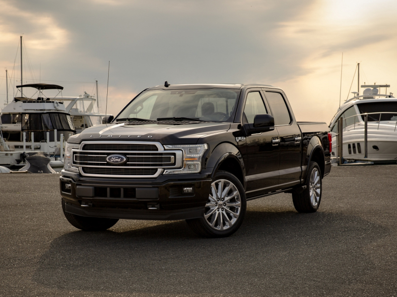 Gillis Auto Center has a large inventory of new and used Ford F-150 for sale in Olympia, WA