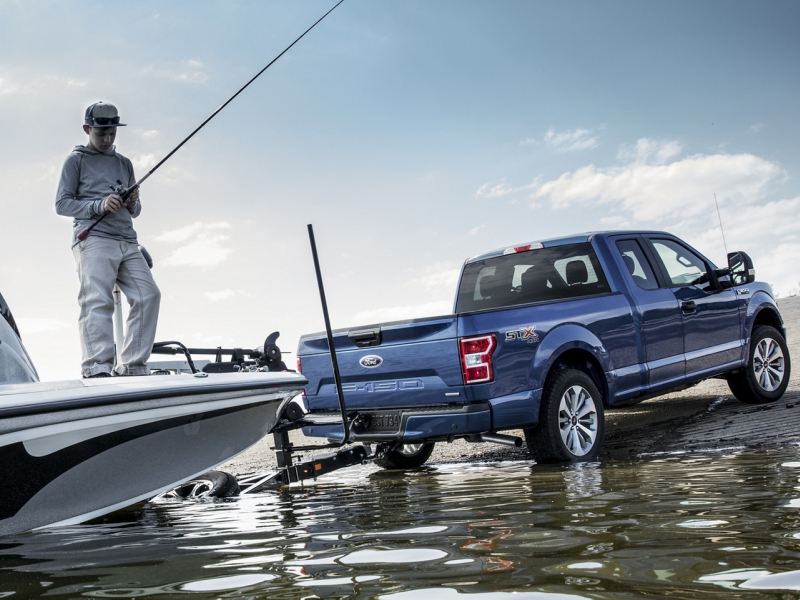 The 2020 Ford F-150 is the ideal pickup truck for the toughest jobs