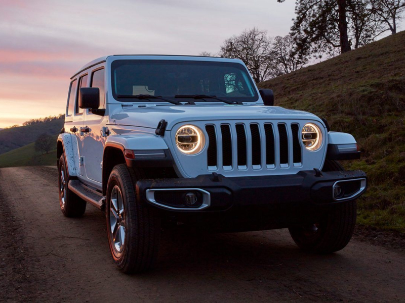 Gillis Auto Center is a new and used Jeep dealership near Olympia, WA