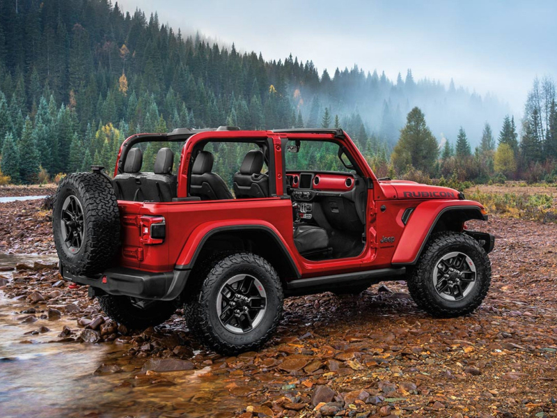 Gillis Auto Center is a new and used Jeep dealership near Tumwater, WA