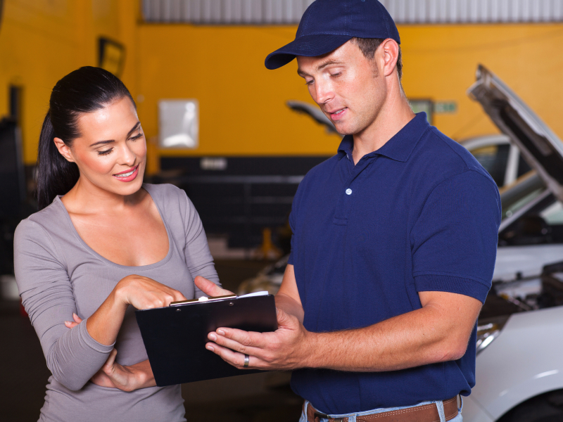 Get your vehicle serviced at McCloskey Motors near Pueblo, CO