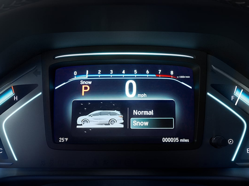 The 2019 Honda Odyssey comes loaded with modern technology features