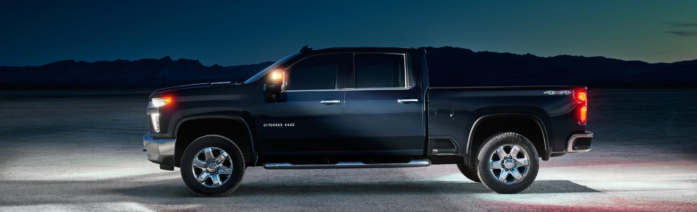 2020 Chevrolet Silverado 2500hd For Sale Near Evansville In Uebelhor Commercial