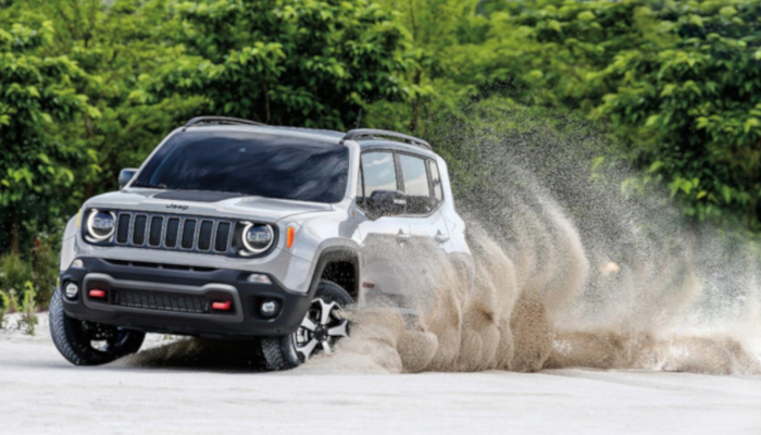 2019 Jeep Renegade safety near Abilene, KS